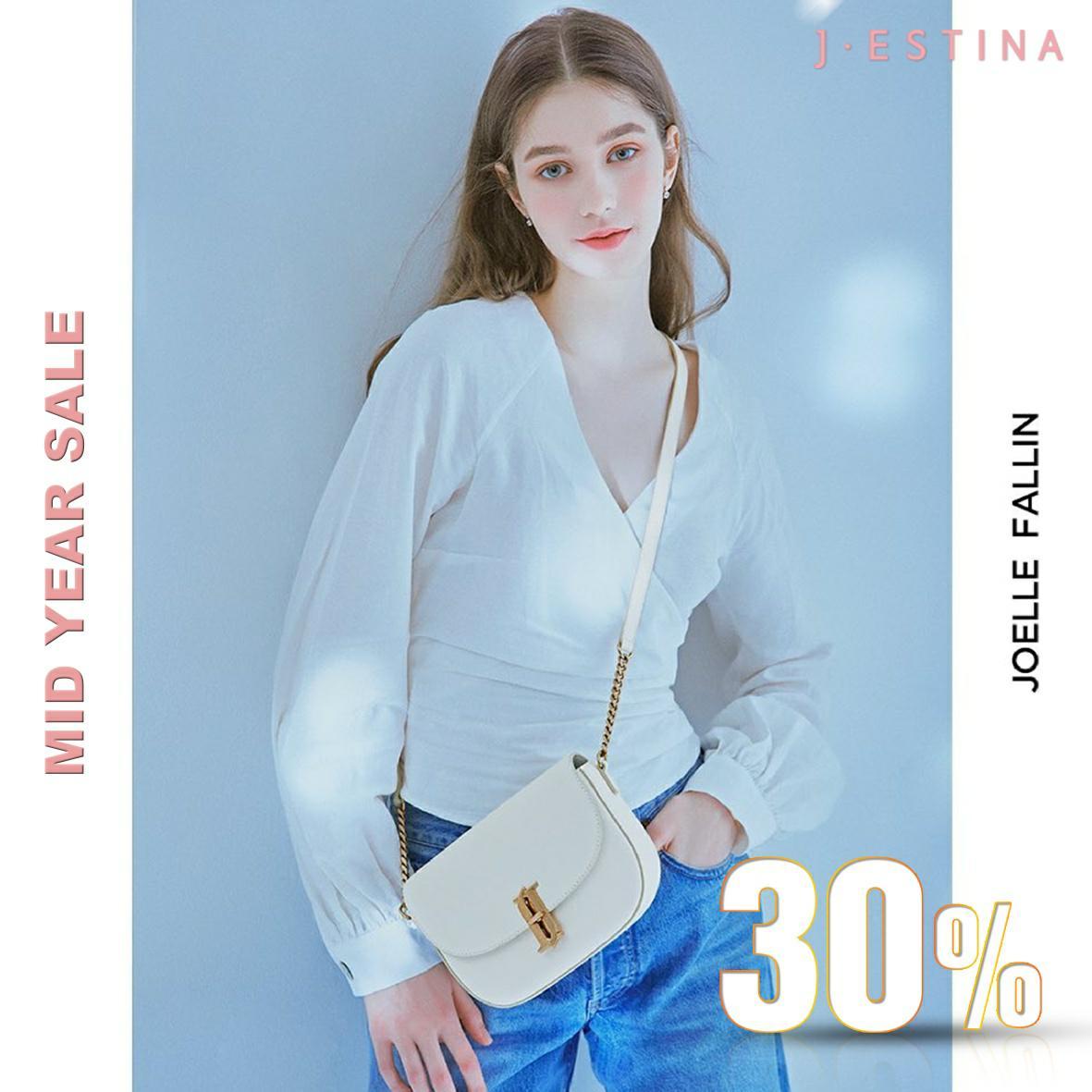 កាបូបនារី J.ESTINA បញ្ចុះតម្លៃ 30%