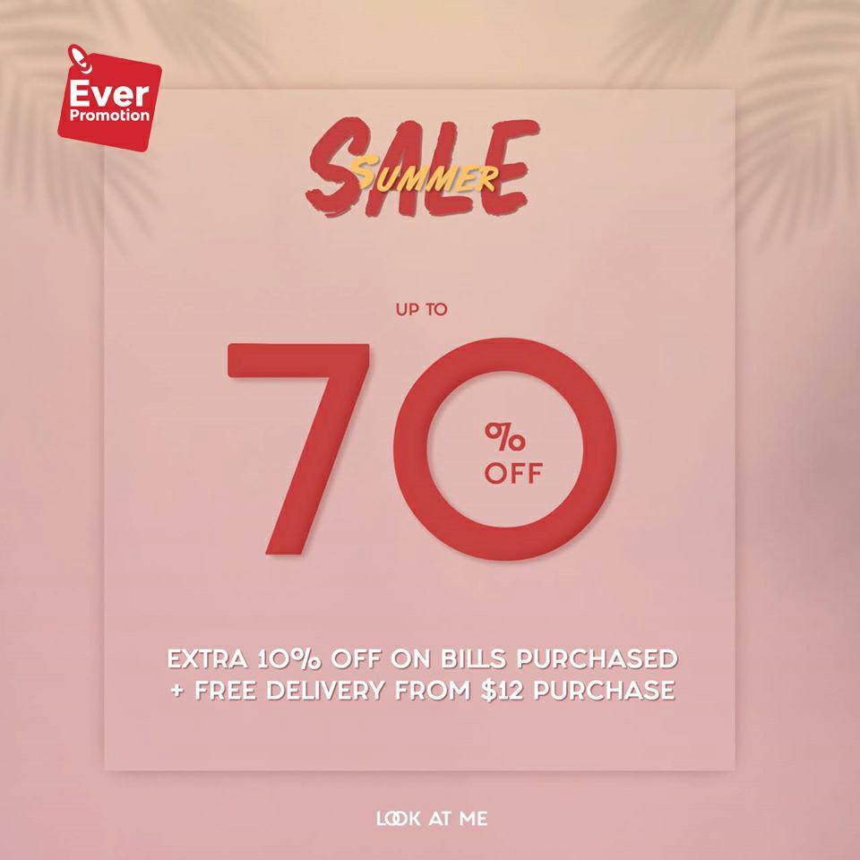 មកហាងក៏បាន up to 70% off