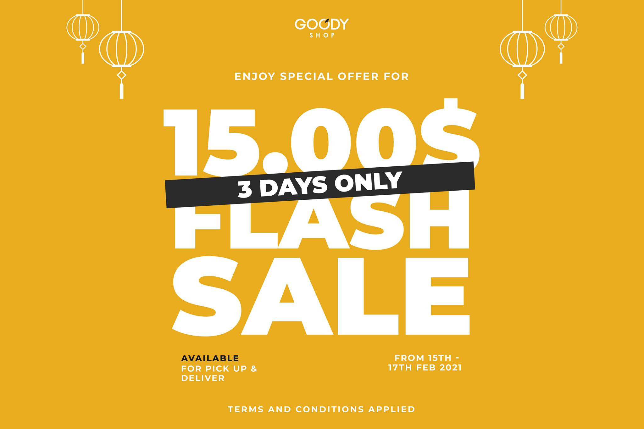 3 Days Only